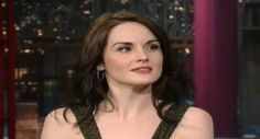 Michelle Dockery seriously considered...