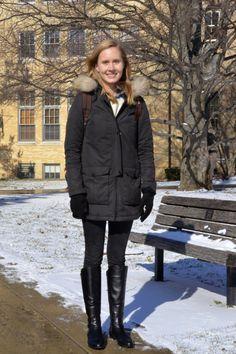 FASHIONISTA SPOTLIGHT: Kate Firth | College Fashionista