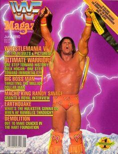 WWF June 1990