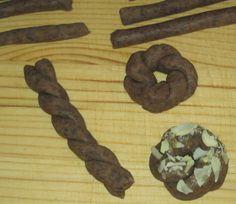 Rumové venčeky Christmas Baking, Sausage, Cookies, Meat, Food, Drinks, Eten, Crack Crackers, Drinking