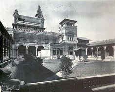 1927 - Palácio das Indústrias localizado no Parque Dom Pedro II.