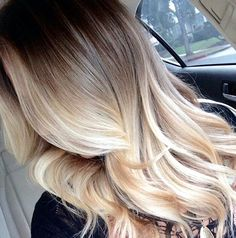 Gold blonde hair. Amandamajor.com Delray:Indianapolis