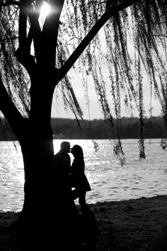 Cherry Blossom Engagement in Washington, DC at the Tidal Basin!
