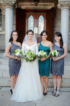 Classic and Elegant Jewel Toned Wedding | Bridal Musings