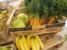Fresh fruit & veg