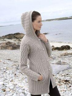 Irish Sweater Jacket | Irish sweaters