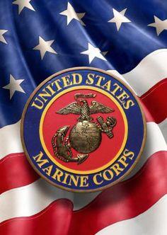 U.S. Marine Corps Small Garden Mini Flag