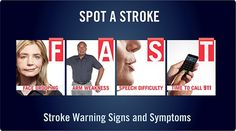 stroke awareness - act FAST