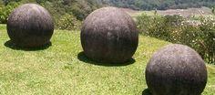 Há esferas por toda a Costa Rica, desde pequenas, até muito grandes, e os arqueólogos não fazem ideia de onde vieram.