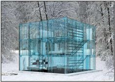 transparent house - Google Search