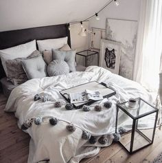 dream bedroom home decor