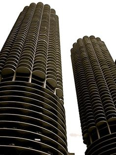 Marina City - how I loved going there.