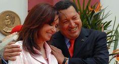 """El presidente de Venezuela, Hugo Chávez, ratificó su """"apoyo incondicional"""" a Argentina en su """"legítimo derecho"""" sobre las Malvinas al cumplirse 30 años del inicio de la guerra argentino-británica, informó hoy la Cancillería venezolana. Ver más en: http://www.elpopular.com.ec/49498-chavez-ratifica-su-apoyo-a-argentina-en-el-reclamo-por-las-malvinas.html?preview=true"""