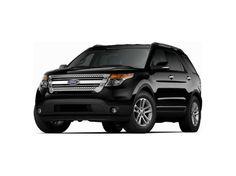 2014 Ford Explorer XLT - love!