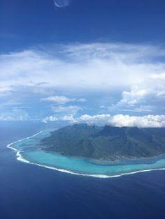 Aterrizando: En Tahiti. La Ora na Bora Bora