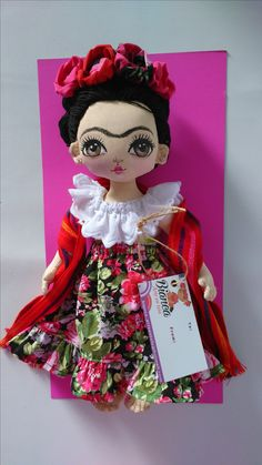 Frida Kahlo hará un bonito regalo a alguien que ama el arte...