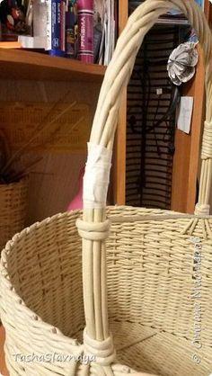 Rattan, Wicker, Paper Wall Art, Newspaper Basket, Art N Craft, Recycling, Weaving, Paper Crafts, How To Make