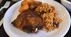 Learn how to make easy oven-baked jerk chicken from Dan Giusti, the former head chef of Noma.