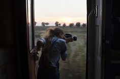 photography, travel, and train εικόνα