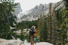 Rocky Mountain National Park, Colorado engagement spots