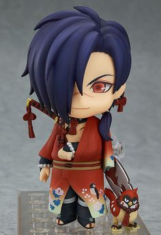 DRAMAtical Murder figurine Nendoroid Koujaku Orange Rouge