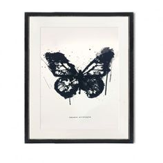Black Monarch by Amy Hamilton challenge students with loose pen and ink illustrations Butterfly Watercolor, Butterfly Art, Lace Butterfly Tattoo, Black Watercolor Tattoo, Butterfly Stencil, Butterfly Quotes, Future Tattoos, New Tattoos, Tatoos