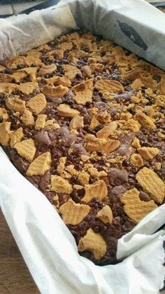 Chocolate brownies and biscuits Best Italian Recipes, Italian Desserts, Pie Dessert, Cookie Desserts, Cheesecakes, Sweet Recipes, Cake Recipes, Biscotti Cookies, Brownie Bar