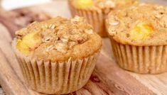 Healthy Fall Breakfast: Whole Wheat Vegan Pumpkin Muffins Best Banana Muffin Recipe, Pumpkin Muffin Recipes, Make Banana Bread, Egg Substitute In Baking, Peach Muffins, Fall Breakfast, Cupcakes, Vegan Pumpkin, Vegan Sweets
