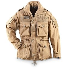 Voodoo Tactical™ Field Jacket - 236570, Tactical Clothing at Sportsman's Guide