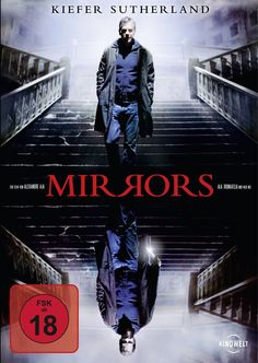 In a bid to pull his shattered life back together, troubled ex-cop Ben Carson (Kiefer Sutherland) takes a job as a security guard at the burned out ruins of a once-prosperous department store. As Ben patrols the charred hallways, he begins to see horrifying images in the ornate mirrors that still adorn the walls. Ben soon realizes that a malevolent force is using the mirrors to gain entrance into this world, threatening the lives of his wife (Paula Patton) and children.