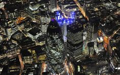 Britain From Above At Night by Jason Hawke. Some beautiful images in the collection.