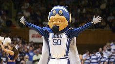 15 Worst Mascots in the 2015 NCAA Tournament///  Almost as creepy as the Burger King (Queen) from several years back.