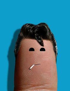Fingers people