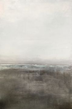 EDGE OF DAWN | Lee Kleiman | Oil and cold wax