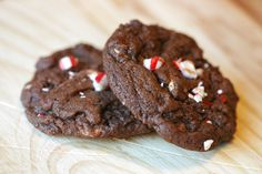 chocolate peppermint cookies web1