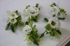 green and white buttonholes - Google Search