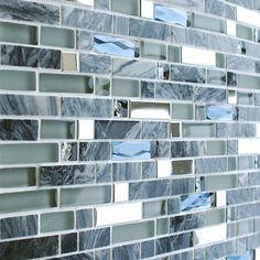 Carrara-Grey-1 Brick Tiles, Stone Tiles, Grey Mosaic Tiles, Brick Bonds, Glass Brick, Grey Brick, Tile Trim, Paris Grey, Grey Glass