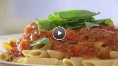 Pastasaus met gehakt - recept | 24Kitchen