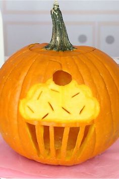 27 top easy pumpkin carving images in 2019 halloween carving rh pinterest com