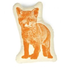 Fauna Pico Pillow - Fox