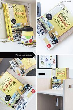 Kreatives Kinderzimmer, ein Buch mit Ideen zum Selbermachen. https://www.blvverlag.de/bestseller/350/kreatives-kinderzimmer