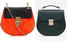 Encuentra bolsos clonados para darle un toque trendy a tu look a precio reducido. #lowcost #bolso #clonado #diseño #moda #mujer #accesorio