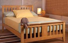 Kestrel Wooden Bed by sweetdreams