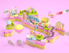 Short animation promoting Giro d'Italia in Japan