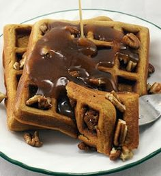 15 Ways for Making Divine Waffles