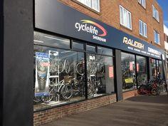 Raleigh Diamondback Haibike Bike Shop