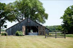 Pavilion at The Farmhouse Weddings (photo © copyright Casper Hamlet Photography)