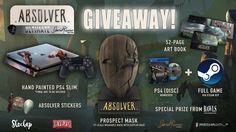 Absolver Playstation 4 Giveaway