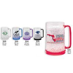 Freezer Mugs from www.schoolspiritstore.com