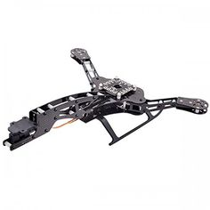 Top Elecs Carbon Fiber Frame de Tricopter Tres ejes Frame Multicopter de HJ-Y3